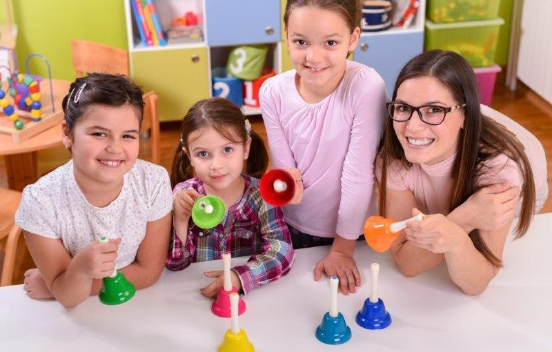 Adaptable Lesson Plans for KidsPlay® Bells, Boomwhackers® and More!