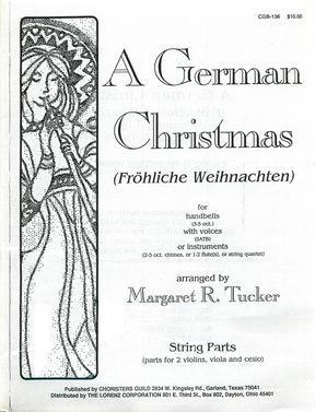 A German Christmas - String Parts