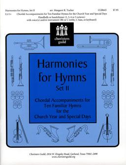 Harmonies for Hymns, Set II