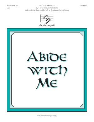 Abide With Me arr. Moklebust
