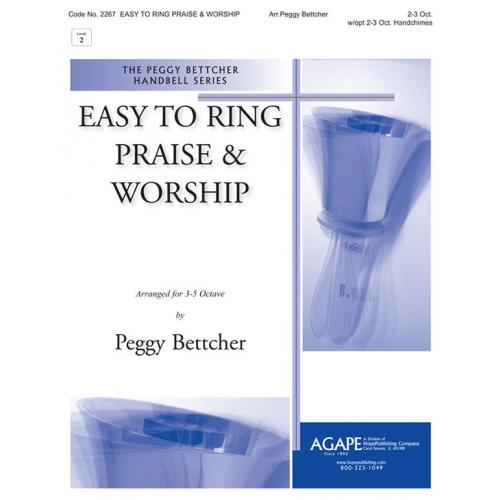 Easy To Ring Praise & Worship (3 - 5 Octaves)
