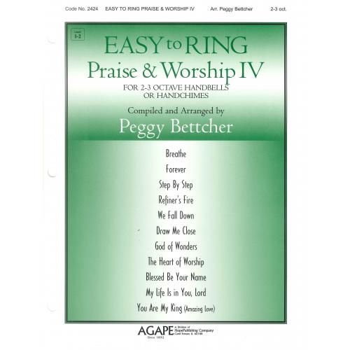 EASY TO RING PRAISE & WORSHIP IV (2 - 3 Octaves)