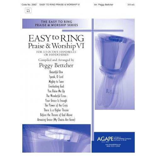 EASY TO RING PRAISE & WORSHIP VI (3 - 5 Octaves)