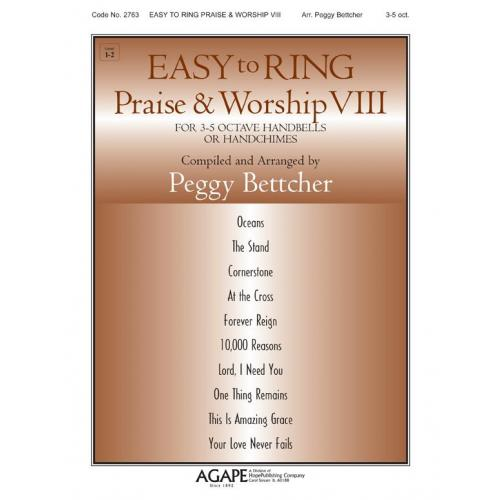 EASY TO RING PRAISE & WORSHIP VIII (3 - 5 Octaves)